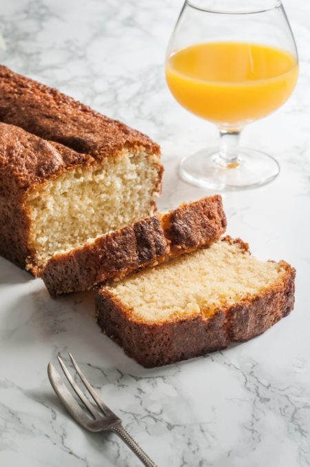 Cake ultra moelleux au rhum | quatresous.fr