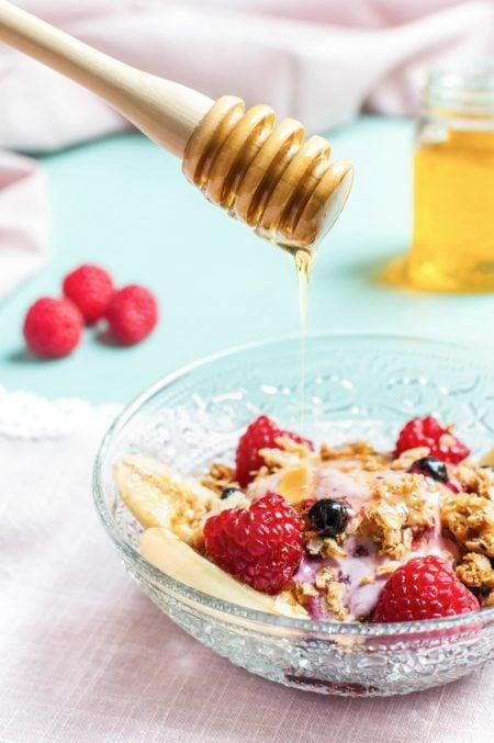 Banana Split version healthy | quatresous.fr