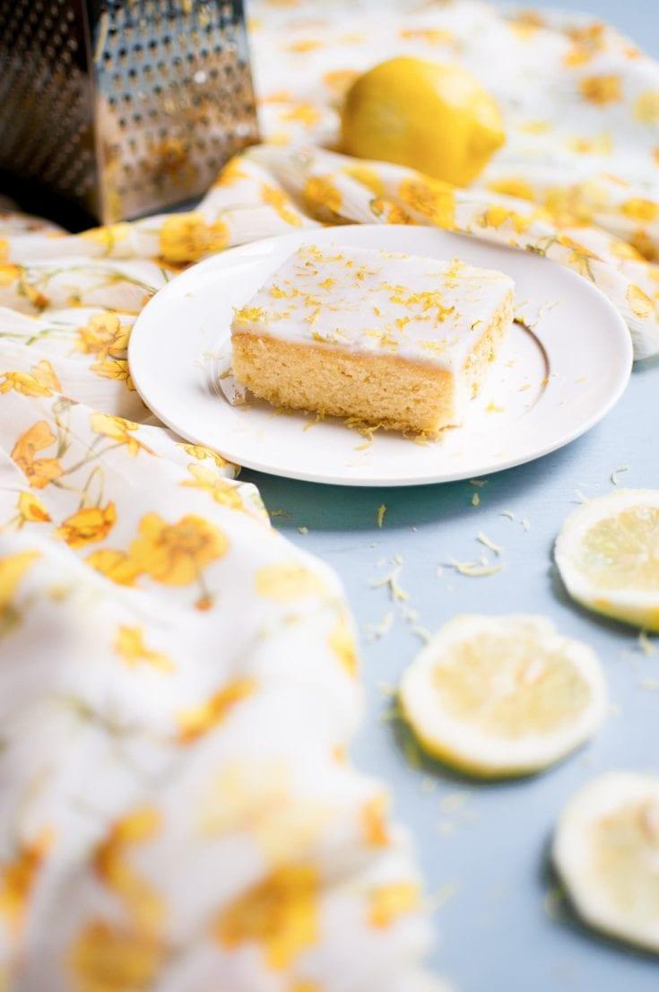 Les Lemonies, de délicieux brownies au citron | quatresous.fr