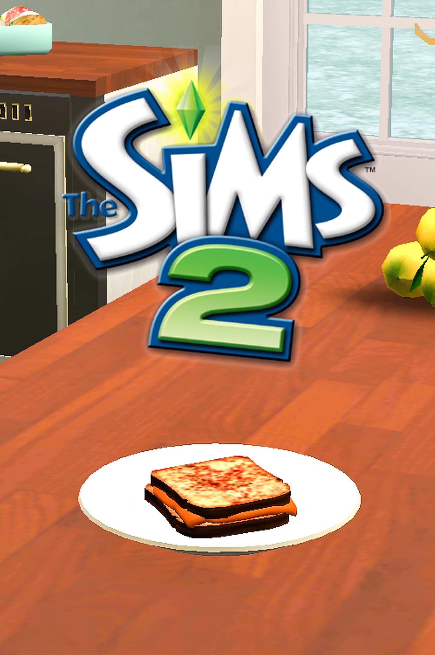 Le sandwich au fromage fondu des Sims