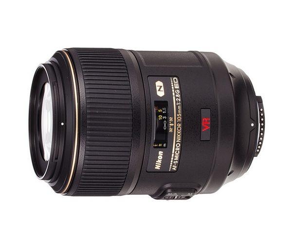 Nikon | Objectif Macro AF-S VR 105 mm f/2.8G IF-ED MC