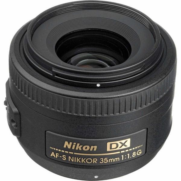 Objectif Nikon AF-S DX 35 mm f/1.8G