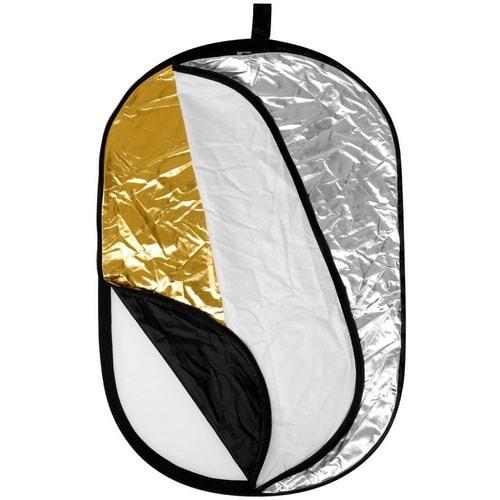 Neewer | Diffuseur et réflecteur 5-en-1 100x150 cm