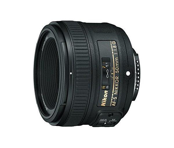 Nikon | Objectif AF-S 50 mm f/1.8G