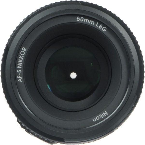 Objectif Nikkor AF-S 50 mm f/1.8G