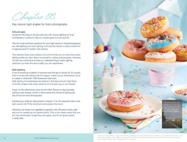 The Ultimate Guide to Natural Light for Food Photography, Fran Flynn