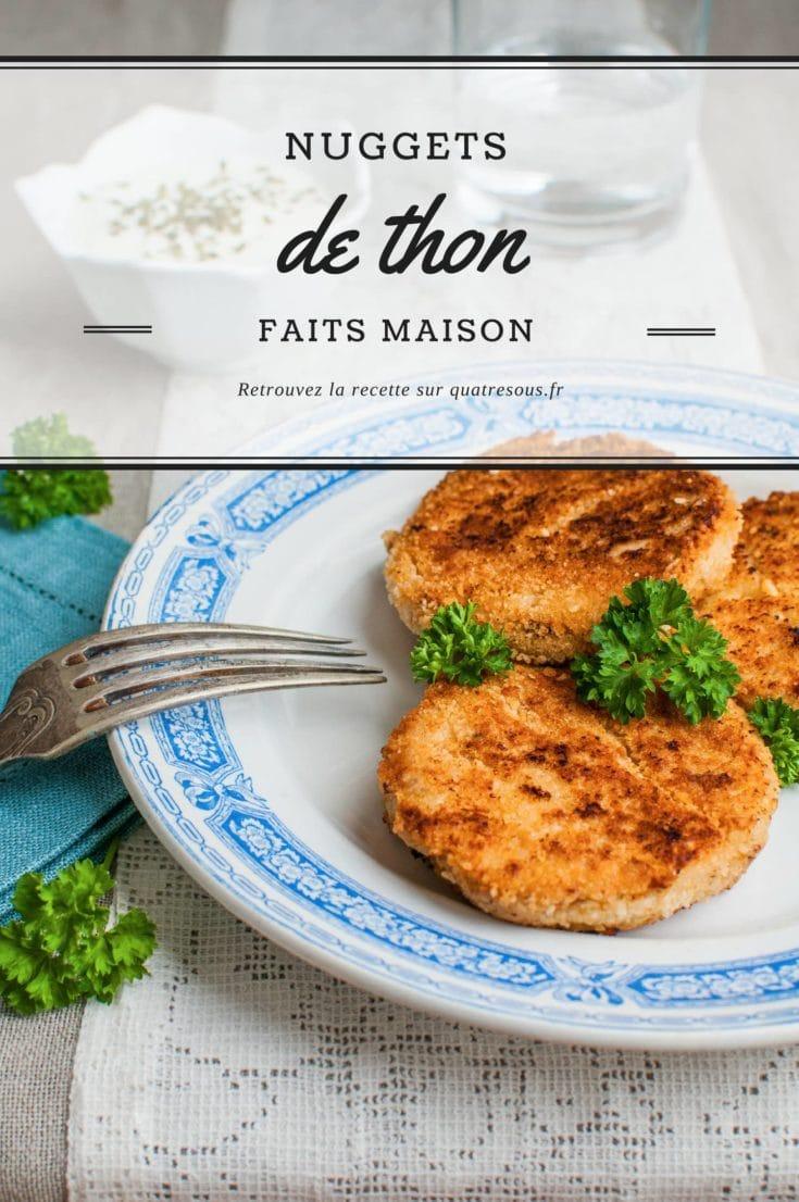Nuggets de thon | quatresous.fr