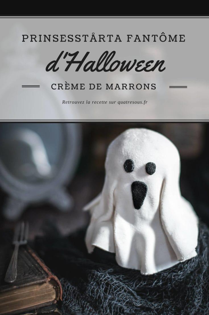 Prinsesstårta d'Halloween | quatresous.fr