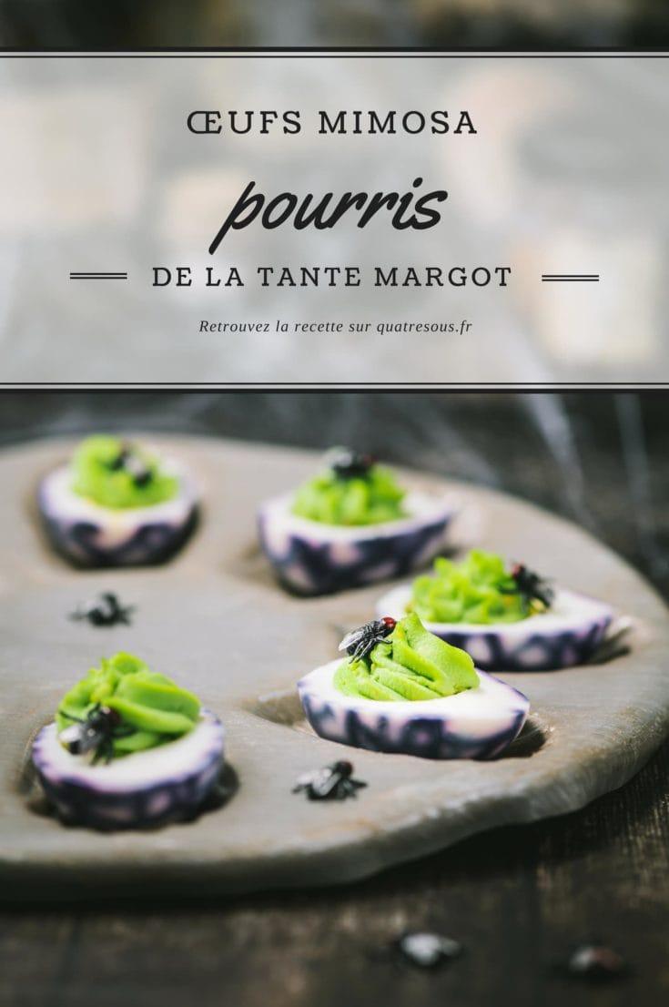 Œufs pourris de la tante Margot | quatresous.fr