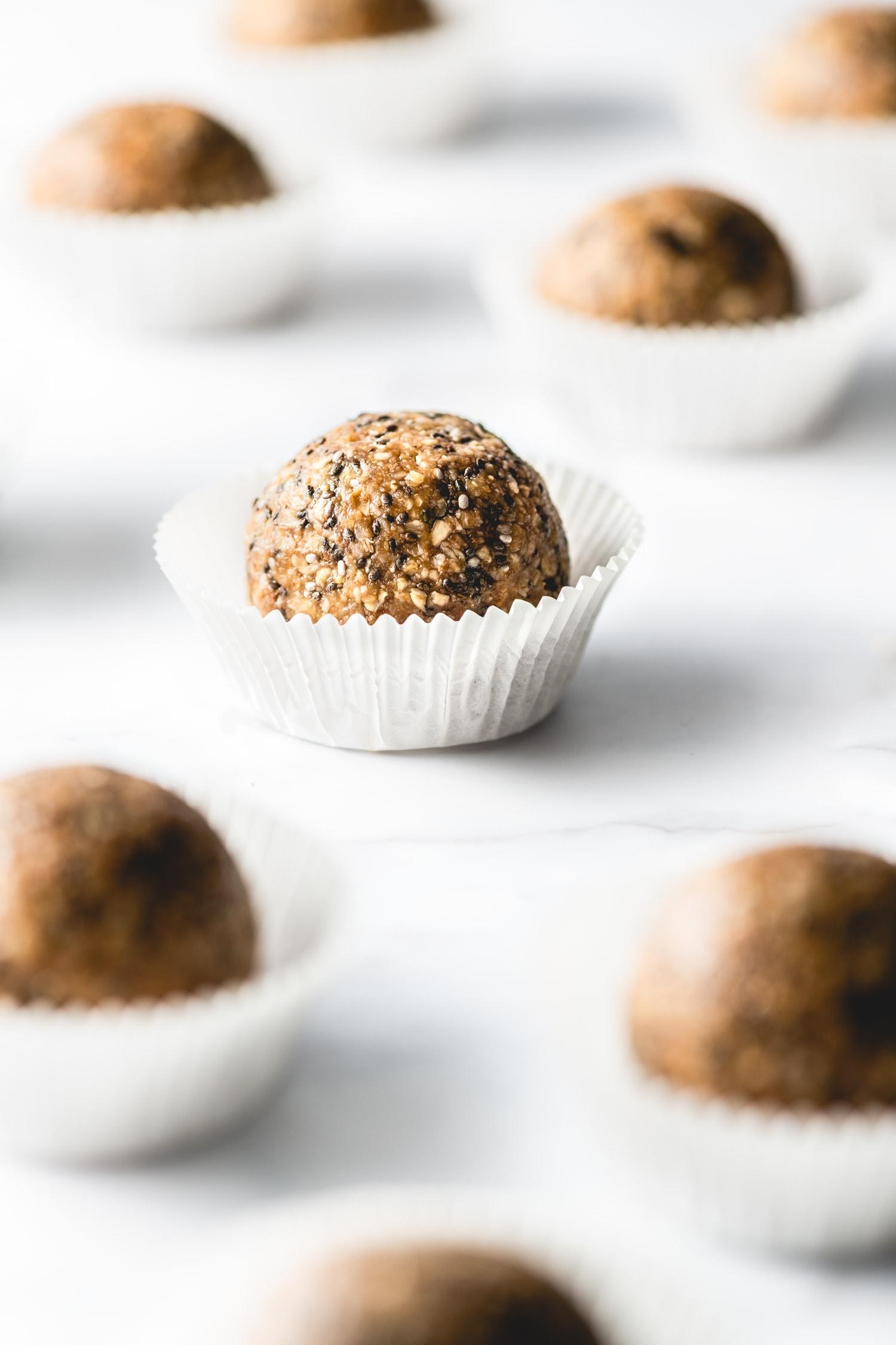 Energy balls façon cookie | quatresous.fr