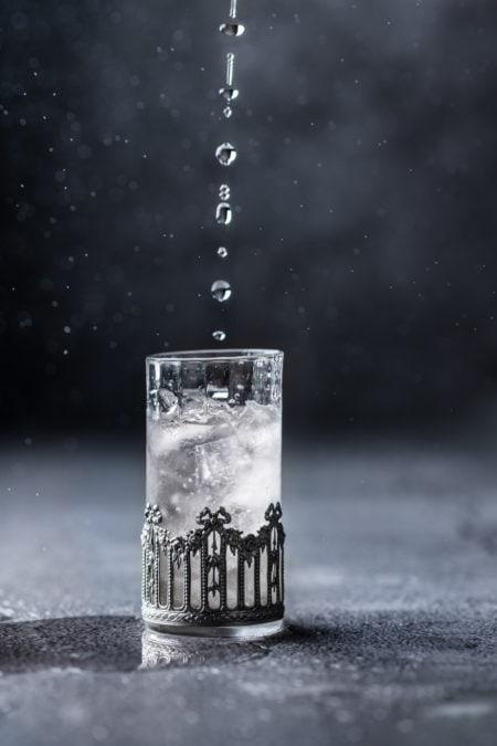 Café blanc glacé | quatresous.fr